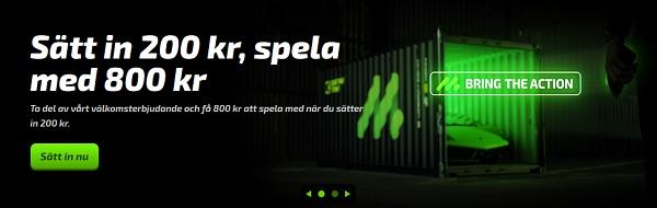Svenska spelbolag med casinospel från NetEnt