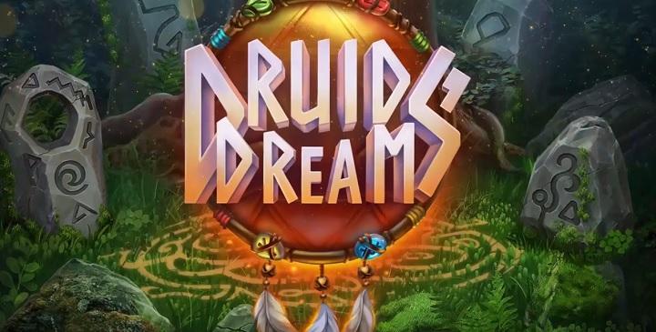 Druids Dream - Ny spelautomat från NetEnt