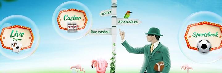 Mr Green casinobonusar 2018