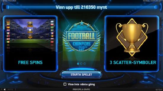 Ny NetEnt spelautomat med tema Fotbolls VM 2018