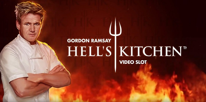 Gordon Ramsay Hells Kitchen hos Betsson